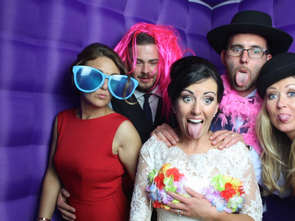Photo Booth Hire Ayrshire