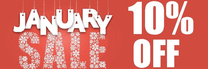 January Photo Booth Sale